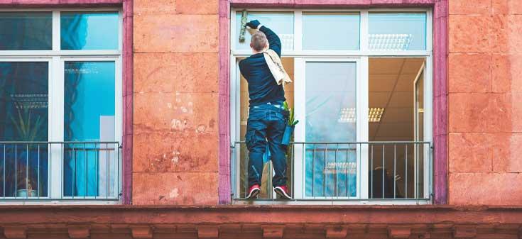 Fensterreinigung Hamburg